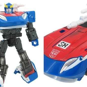Transformers Generations Select Smokescreen Coming Soon
