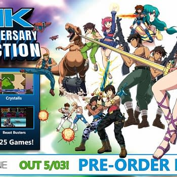 SNK 40th Anniversary Collection Confirmed for Xbox One