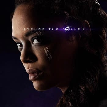 Tessa Thompson Talks Thor 4 Marvel-ous Female Connections Endgame Valkyrie