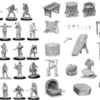 WizKids Set to Drop Village People Miniatures in June