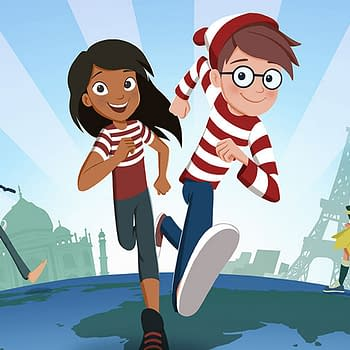 Wheres Waldo: Joshua Rush Haley Tju Thomas Lennon and More Found for Animated Series