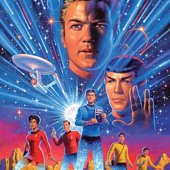 IDWs Star Trek: Year Five #1 Beams up the Goods