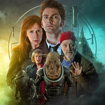 Big Finishs Doctor Who: The Tenth Doctor Adventures Volume 03 Reunites David Tennant Catherine Tate