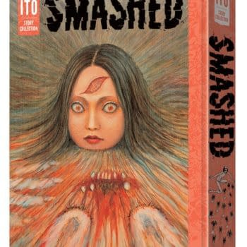 Junji Ito's Smashed is the Creepiest Horror Comic Stories You'll Read this Year