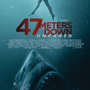 First Trailer for Sharktastic Sequel, '47 Meters Down: Uncaged'