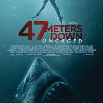 First Trailer for Sharktastic Sequel 47 Meters Down: Uncaged
