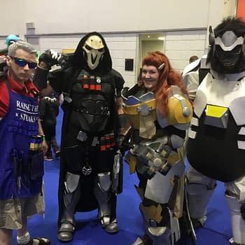 Cosplay mcm London Comic Con