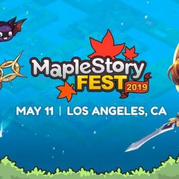We're Live Reporting from MapleStory Fest 2019