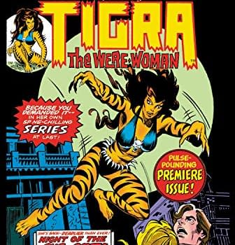 Marvel Collects All the Tigra Comics They Can Ahead of the TV Show