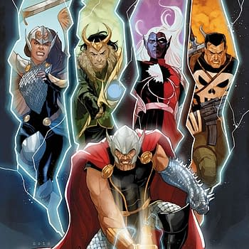 Thor to Be Missing After War of the Realms For Jason Aarons Final Story