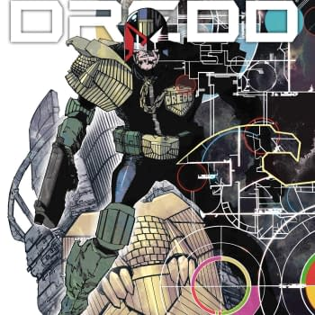 Judge Dredd: The Small House Launches Dredd Month in September