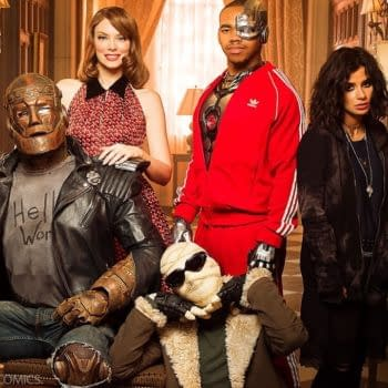 Doom Patrol: How Much of Grant Morrison's Comics are in the Show?