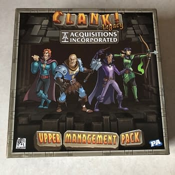 Review: Clank Legacy Acquisitions Incorporated Upper Management Pack
