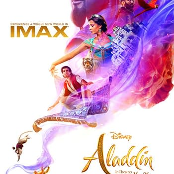 Aladdin Projected to Open at $70-$90M Plus 5 TV Spots and a New Poster