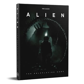 Alien RPG Gets Release Date from Free League Publishing