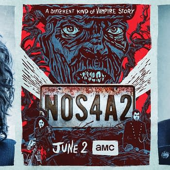 NOS4A2: AMC Releases New Sneak Preview Key Art for Joe Hill Series Adaptation