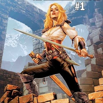 Age of Conan: Valeria &#8211 Finally Another Conan Comic from Marvel in August