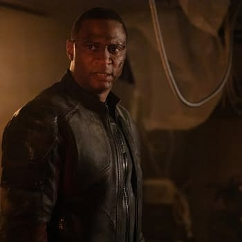 Arrow Star David Ramsey/John Diggle Rejoining Arrowverse in Big Ways