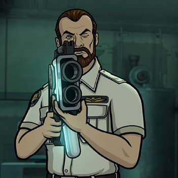 Archer: 1999: Space is Technically… Probably Safe for Sterling [PREVIEW]
