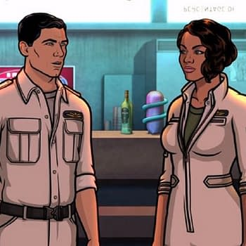 Archer: 1999 &#8211 Sterling Owns Up to His Inner-Captain Kirk [PREVIEW]