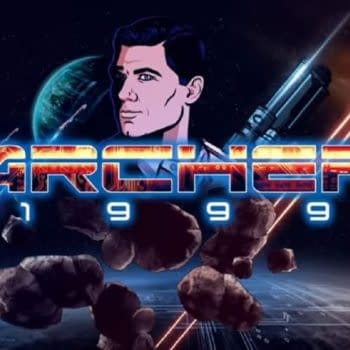 """'Archer: 1999' – Sterling's """"Captain's Log"""": Cocktail Onions, Motherships and Uranus [PREVIEW]"""