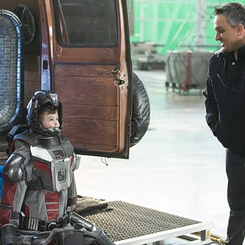 Baby Ant-Man was a Practical Effect and other Avengers: Endgame BTS [SPOILERS]