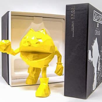 Bandai Namco Unveils Limited Edition Pac-Man Figurine