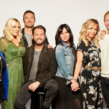 BH90210: Showrunner Patrick Sean Smith Several Writers Exit Beverly Hills 90210 Revival