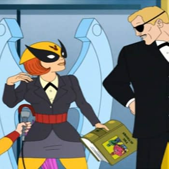 Birdgirl: HA-HA Adult Swim Orders Up Harvey Birdman Spinoff with Paget Brewster