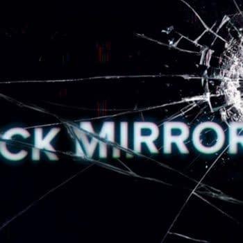 Black Mirror logo (Image: screencap)