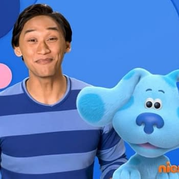 Blues Clues is Back With an All-New Host and Old Friends