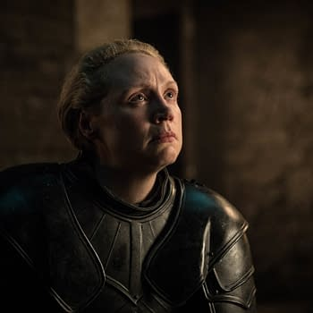 Gwendoline Christie on Briennes New Game of Thrones Experiences THAT Heartbreak