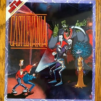 We Almost Got Metroid and Castlevania Cartoon Shows in the 80s