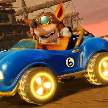 Crash Team Racing Nitro-Fueled Shows Off Customization Options