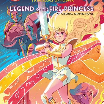 Netflixs She-Ra is Coming to Comics in 2020 from Noelle Stevenson Gigi D.G. and Paulina Ganucheau