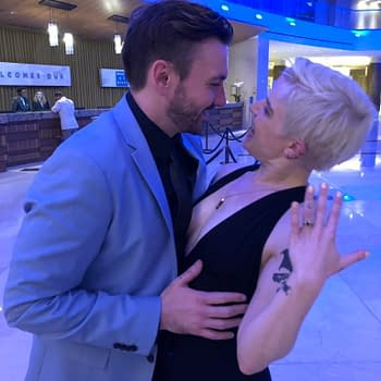 Megan Hutchison Says Yes to Donny Cates&#8230