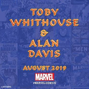 Being Human &#038 Doctor Whos Toby Whithouse Writes #MarvelComics 1000 with Alan Davis