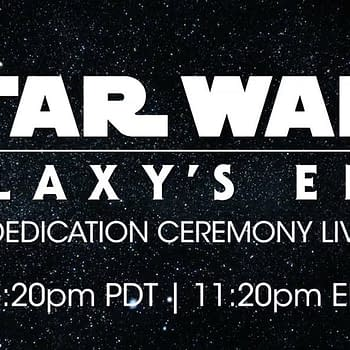 Star Wars: Galaxys Edge Disneyland Dedication Ceremony Will Stream LIVE