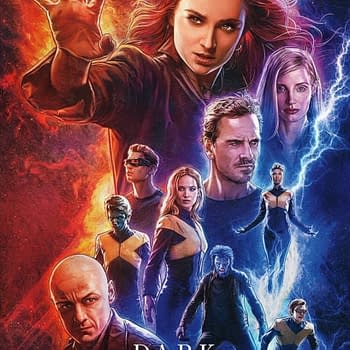 New Dark Phoenix Poster Teases of Monday May 13th X-Men Day