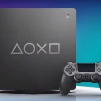 Sony Reveals a Days of Play Limited Edition PS4 During State Of Play