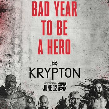 Krypton EP/Showrunner Cam Welsh Addresses Cancellation Offers Season 3 Opener Tease