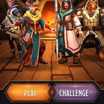 Ludia Launches New D&D Mobile App Warriors Of Waterdeep