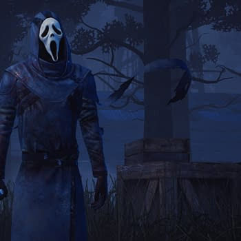 Ghost Face Is Now Officially Available In Dead By Daylight