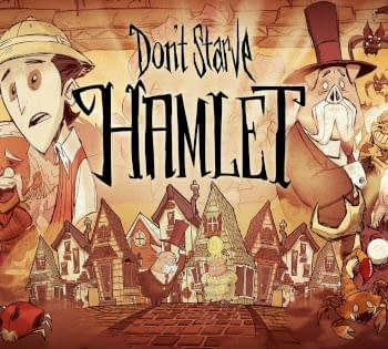 Don't Starve: Hamlet is Out of Steam Early Access Today