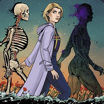 Doctor Who: the Thirteenth Doctor #7- The Doctor Wants a Lanyard for Her Troubles