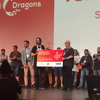 Tsioque Cleans Up at the Digital Dragons Indie Game Awards