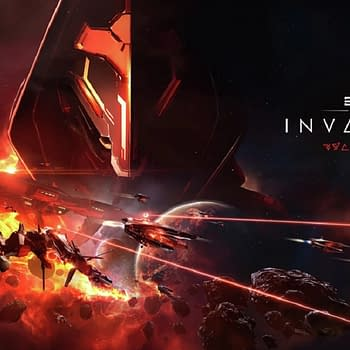 EVE Online Invasion Receives a New Cinematic Trailer