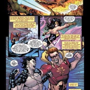 The Saltiest of Digs at DC Comics From Marvel For Free Comic Book Day 2019