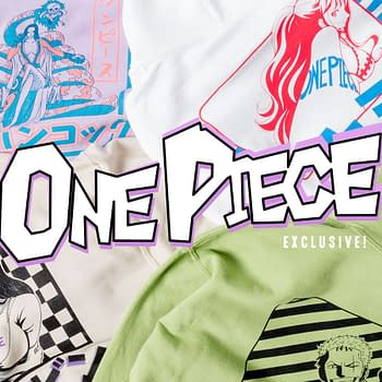 Crunchyroll Launches new One Piece Streetwear Collection