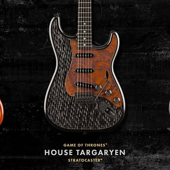 Shreddin Game of Thrones Theme with Great Westeros House Fender Guitars [Video]